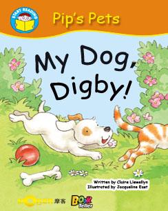 My Dog Digby!