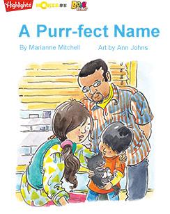 A Purr-fect Name