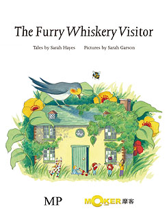 The Furry Whiskery Visitor