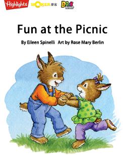 Fun at the Picnic