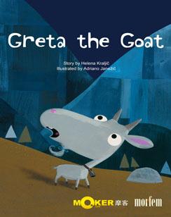 Greta the Goat