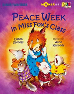 PEACE WEEK in Miss Fox's Class