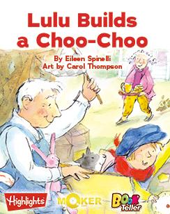 Lulu Builds a Choo-Choo