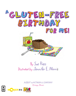 A Gluten-Free Birthday for Me