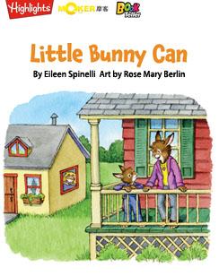 Little Bunny Can