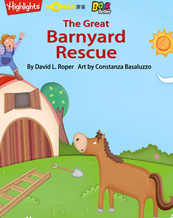 The Great Barnyard Rescue