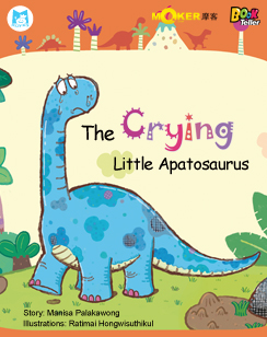 The Crying Little Apatosaurus