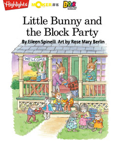 Little Bunny and the Block Party