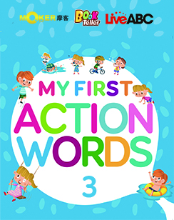 My First Action Words 3