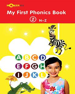 My First Phonics Book 2