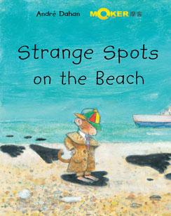 Strange Spots on the Beach