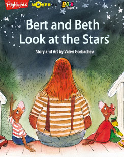 Bert and Beth Look at the Stars