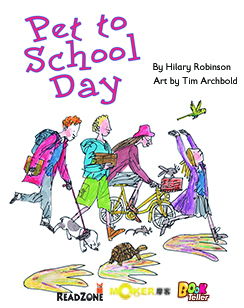 Pet to School Day