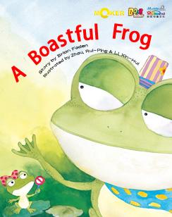A Boastful Frog
