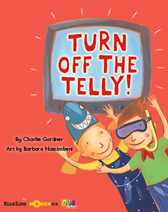 TURN OFF THE TELLY!